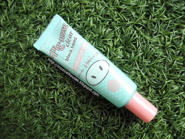 BonjourHK Haul Holika Holika Pig Nose Clear Blackhead