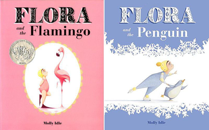flora-flamingo-penguin