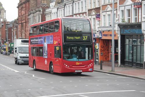 London Central E19 LX06EZO