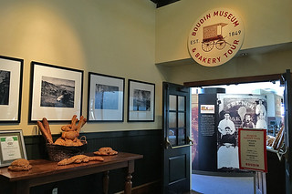 Boudin - Museum and Bakery Tour entrance