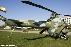 6048 - 516048049 - Polish Air Force - PZL-Swidnik Mi-2CH Hoplite - Polish Aviation Musuem - Krakow, Poland - 151010 - Steven Gray - IMG_0492