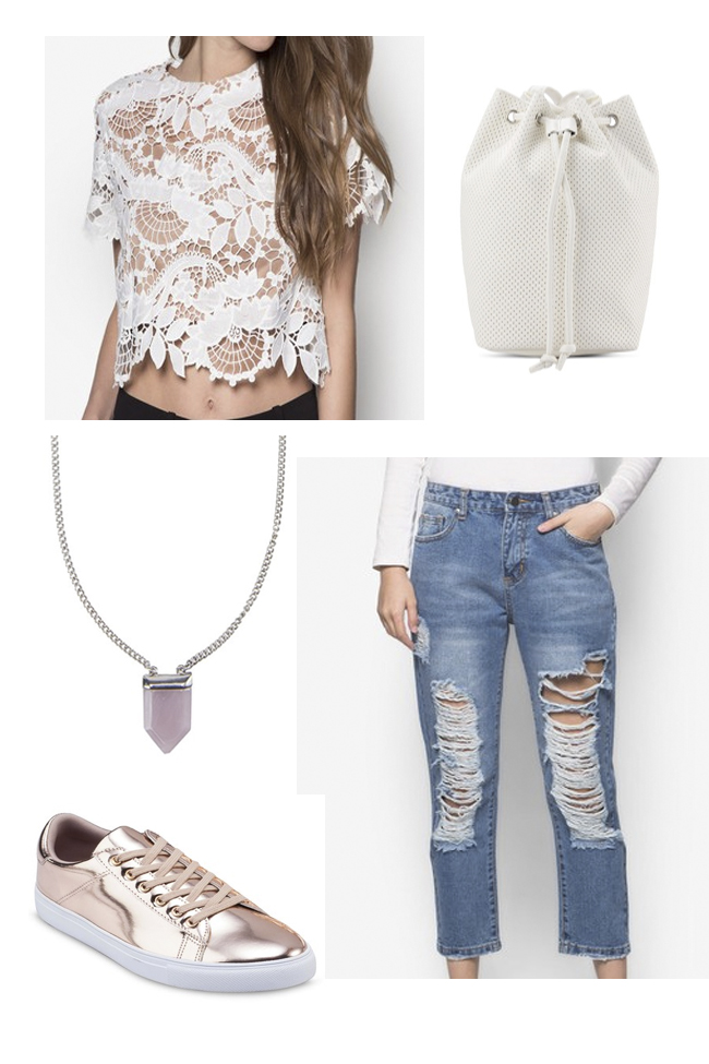 wanderland outfit inspo