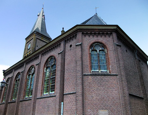 The church in Markham, Holland