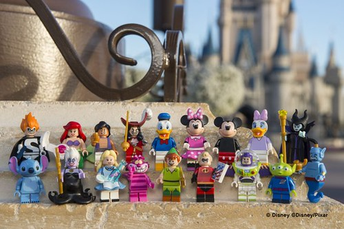 LEGO Collectable Minifigures - Disney Series (71012)