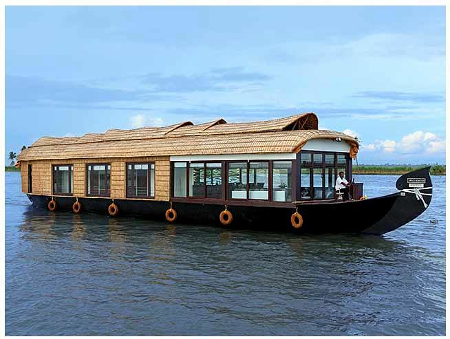 Pepper luxury houseboat kerala backwater cruises best for 01 bedroom ac deluxe houseboat