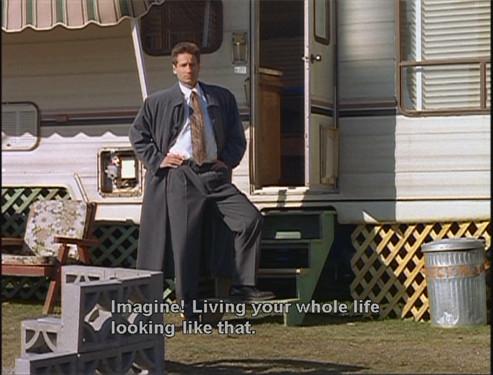 The X-Files - S02 - Humbug - 3