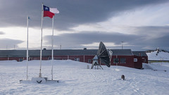 Chilijska Stacja  Eduardo Frei Montalva