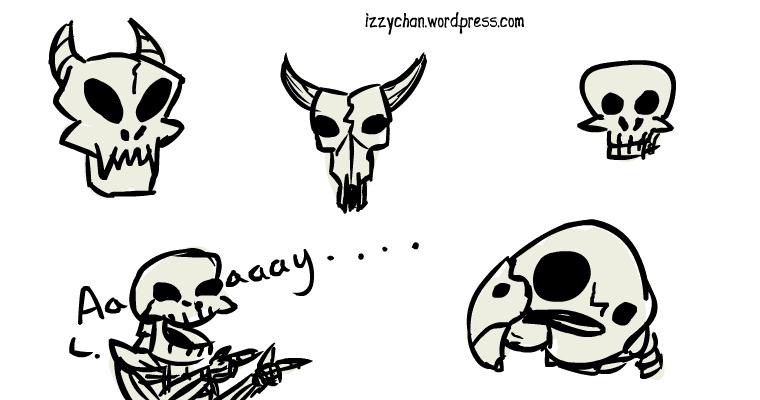 demon cow human bird Aaaaaaayyy