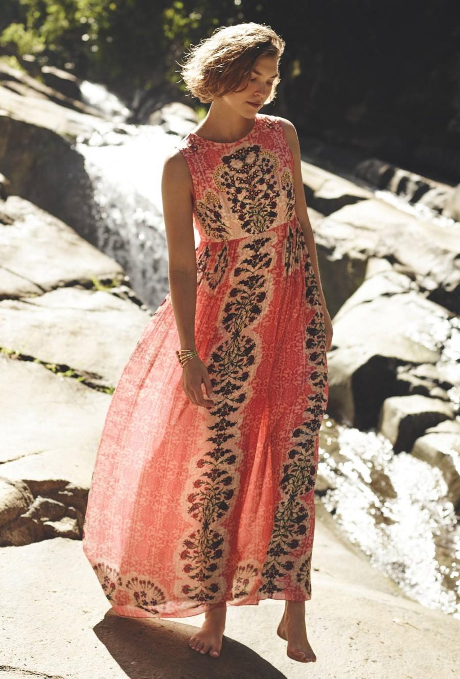 Summer Dress Trend 2016 Anthropologie