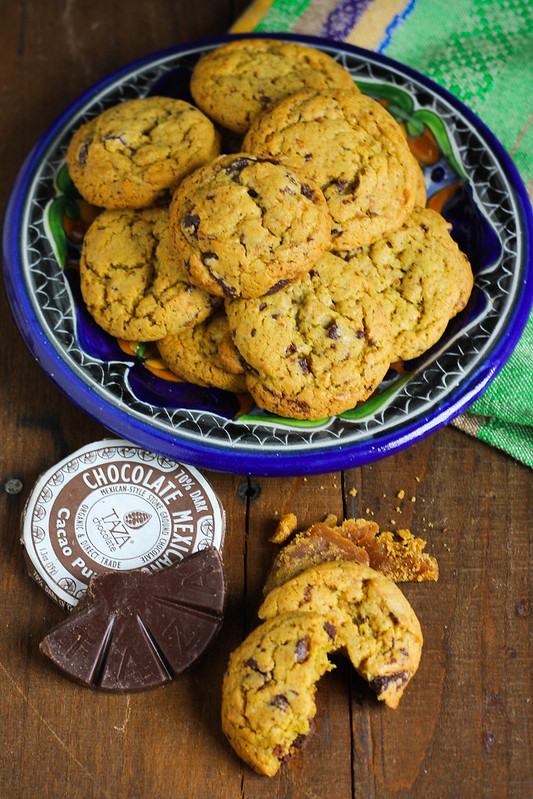 Piloncillo Cookies with Mexican Chocolate (4)