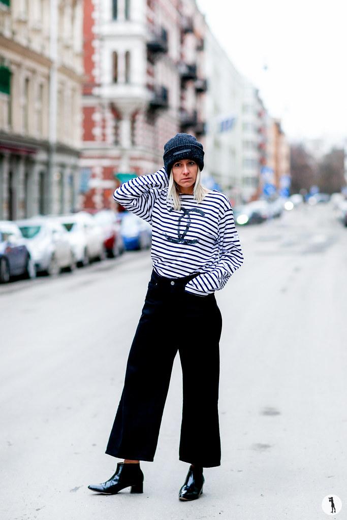 Celine Aagaard - Stockholm Fashion Week FW16-17 (12)