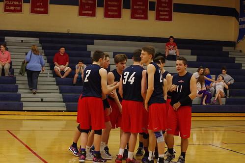 Boys Volleyball vs Noblesville