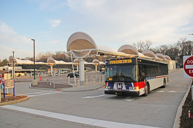 North County Transit Center Debut