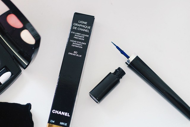 Chanel ligne graphique de chanel 60 dream blue lisforlois