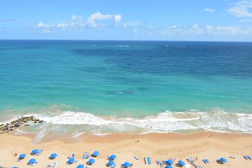 cruise vacation beach puertorico sanjuan caribbean condadobeach silversea silverwind condadosanjuanmarriottresortandstellariscasino
