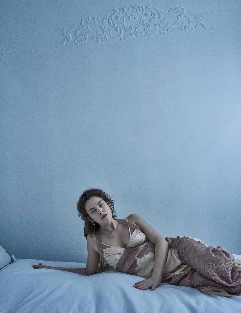 Райли Кио — Фотосессия для «Flaunt» 2016 – 9