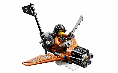 LEGO Nijago 70602 Jay's Elemental Dragon 00b