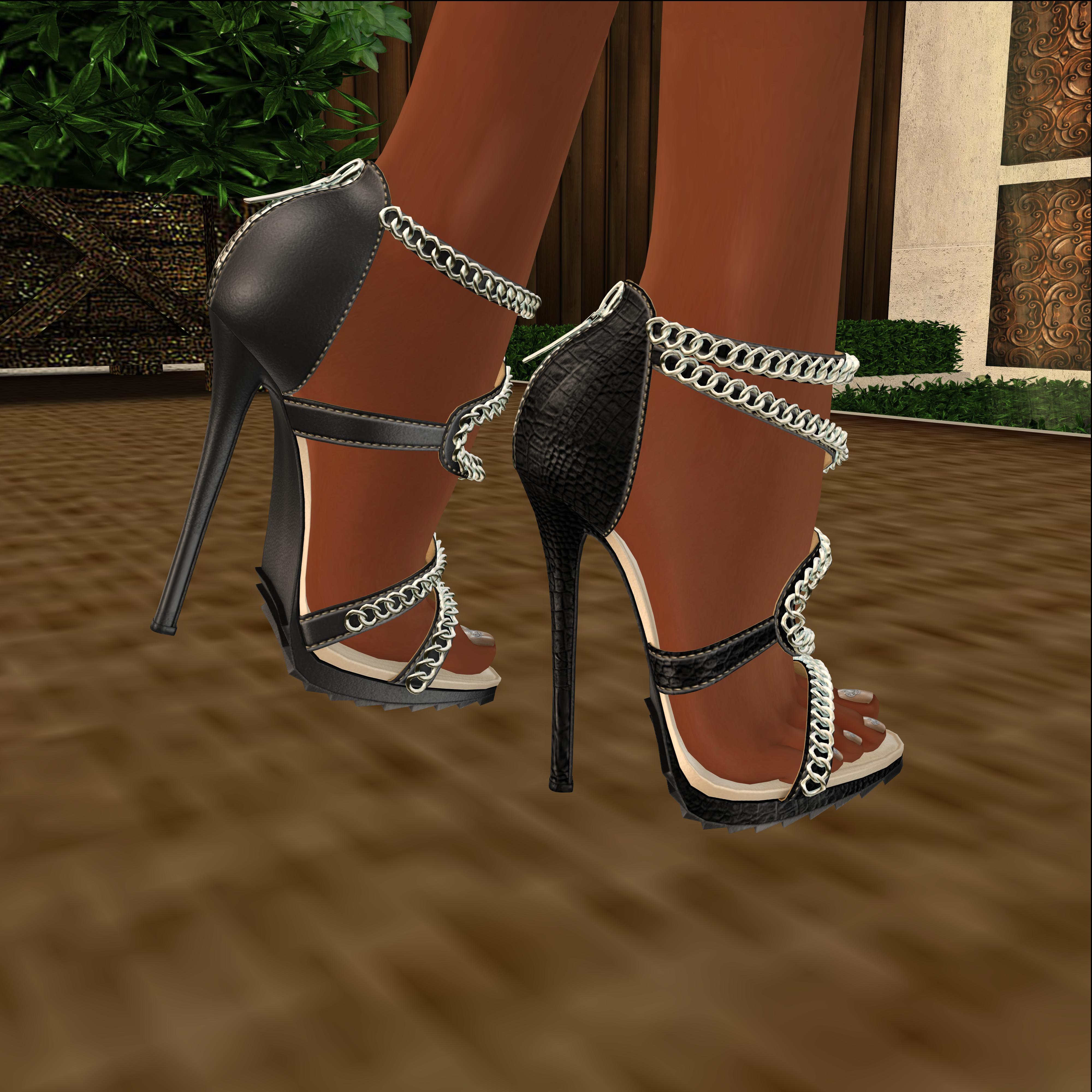 Legendaire @ Designer Showcase- Love Yourself Heels
