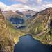 Fljordland Aerial by Panorama Paul