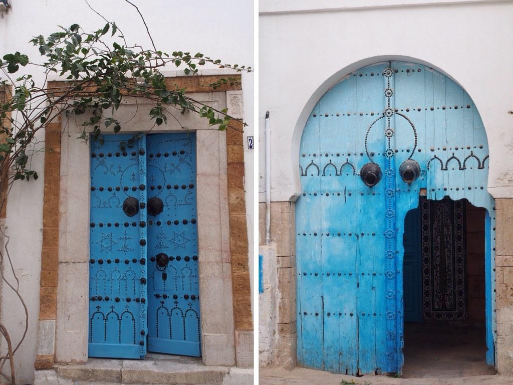 Unesco world heritage Medina Tunis