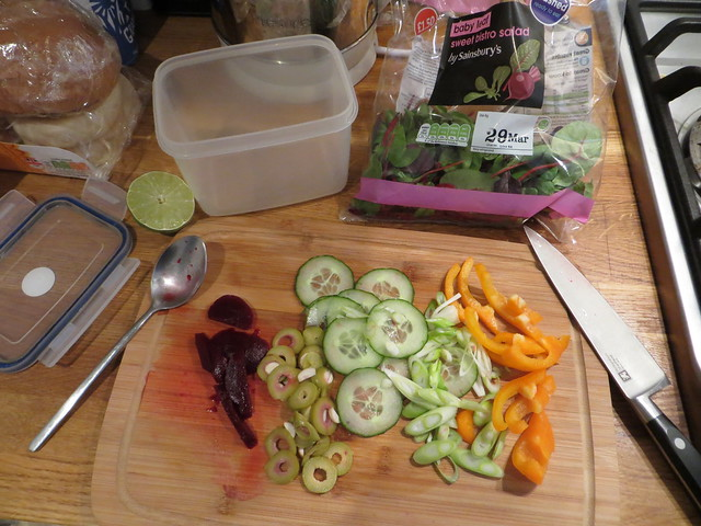 Cleanse Day 7 - The Last Salad