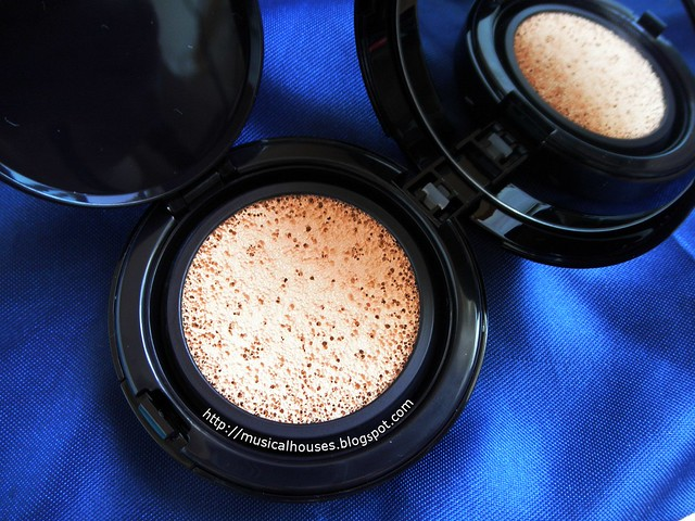 Estee Lauder Double Wear Cushion BB Review Pan