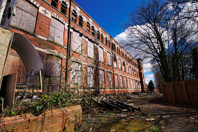 Rylands Mill, aka Pagefield Mill aka Gidlow Works