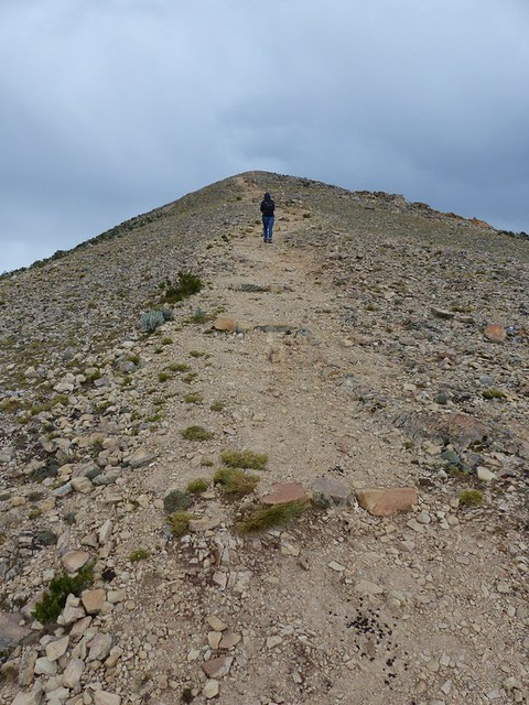 Le point le plus haut est à 3900m