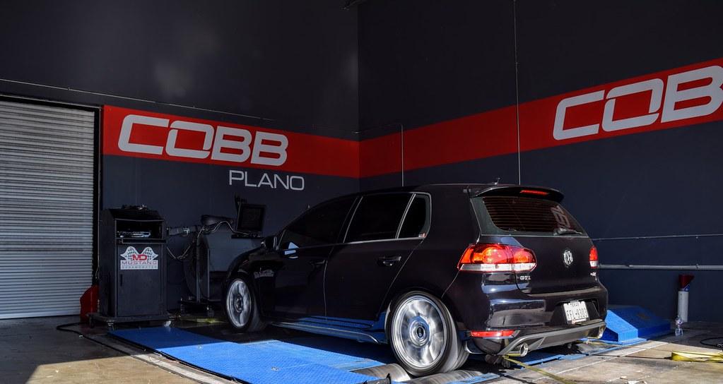 COBB Pro-Tune vrs Unitronics Stage 2 -- DYNO - VW GTI MKVI