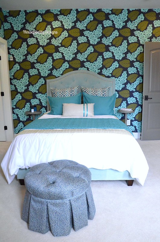HGTV 2016 Smart Home Bedroom - Housepitality Designs