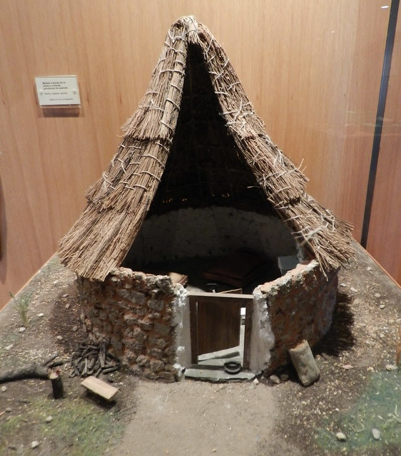 Etnografia Casa de Pastores Museo Provincial Caceres 02