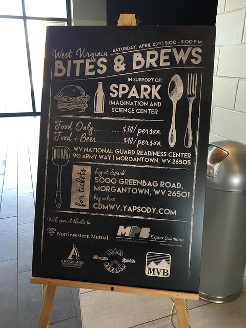 WV Bites & Brews