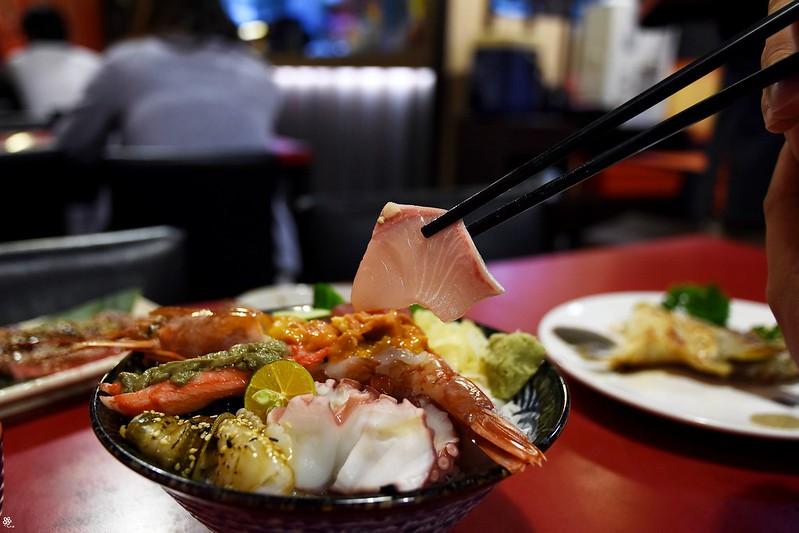 八八食堂菜單板橋海鮮日式料理拉麵生魚片推薦 (17)