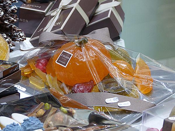 fruits confits avignon