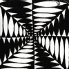 They call it yoga but I think it's more trippy than chill... #zentangle #art #arttherapy #drawing #blackandwhite #penandink #illustration #ink #creative #freehand #handdrawn #zenart #zenhenna #CZT18 #CZT #certifiedzentangleteacher #pattern #doodlegalaxy #