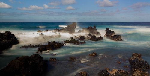 longexposure sea seascape nature weather hawaii coast seaside surf unitedstates outdoor maui shore hookipabeach hookipalookout mauicollection