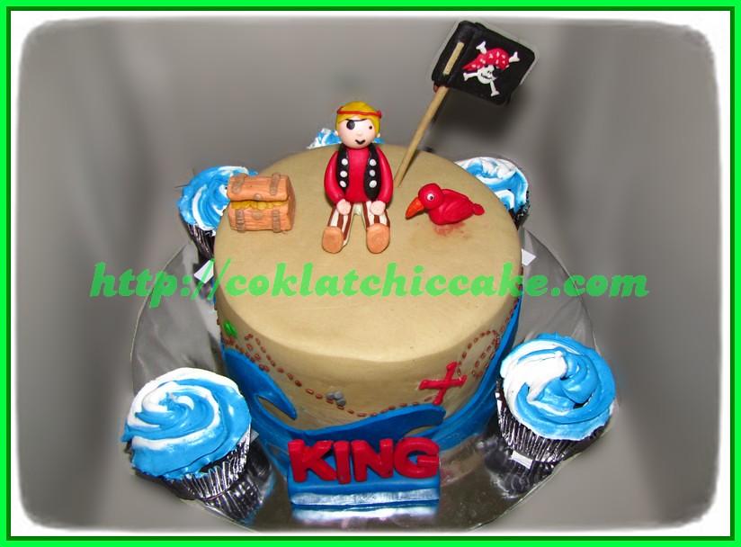 Cake Bajak Laut