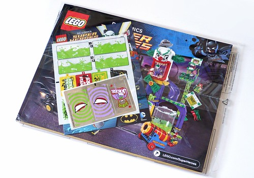 LEGO DC Superheroes 76035 Jokerland box 4