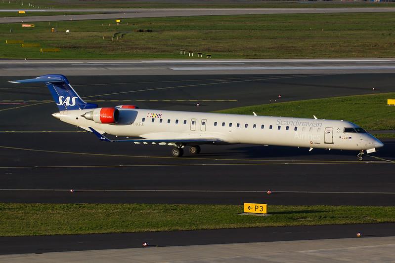 SAS - CRJ9 - OY-KFA (1)