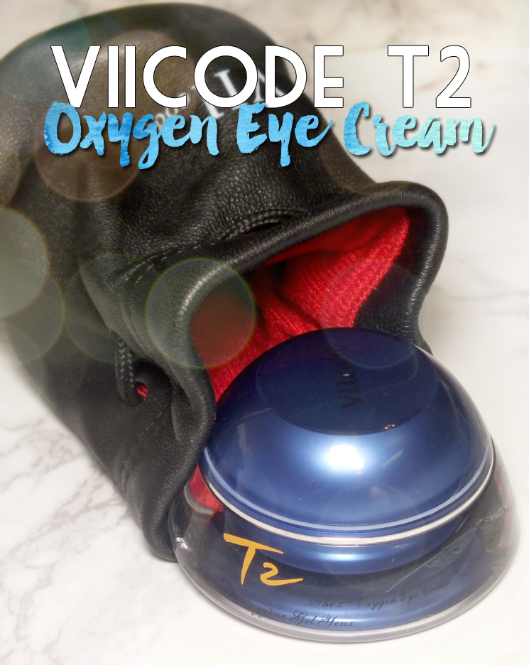 VIIcode 'T2' Oxygen Eye Cream (3)