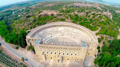 Roman Theater in Aspendos