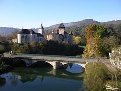 couleurs d'automne à Cléron et sur la Loue (25)