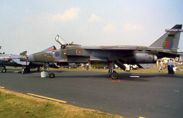 XZ369/EF Jaguar GR.1A
