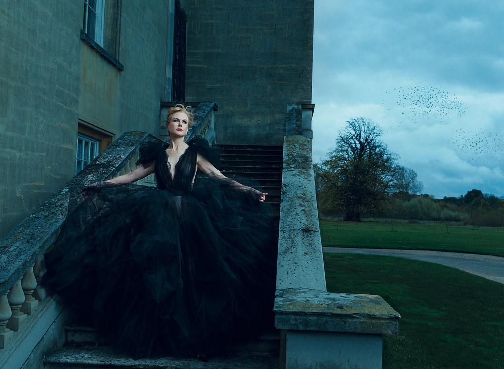 Николь Кидман — Фотосессия для «Harper's Bazaar» UK 2016 – 3