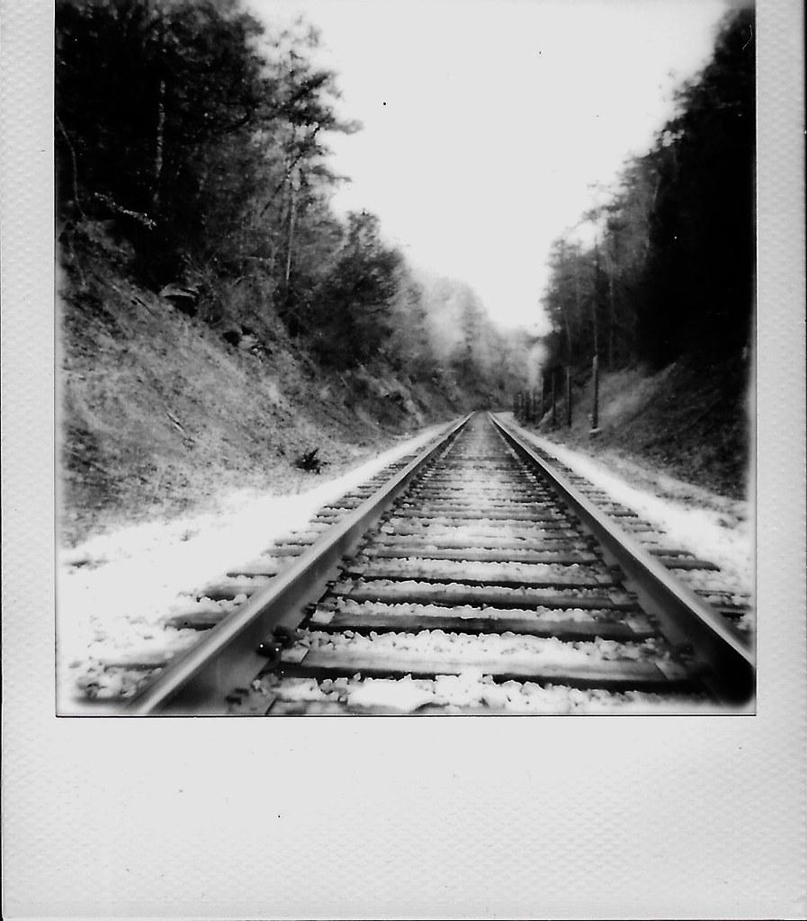 Railroad Tracks in Harlan County, Kentucky