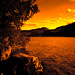 Sunset, Loweswater.. creation. by Tall Guy