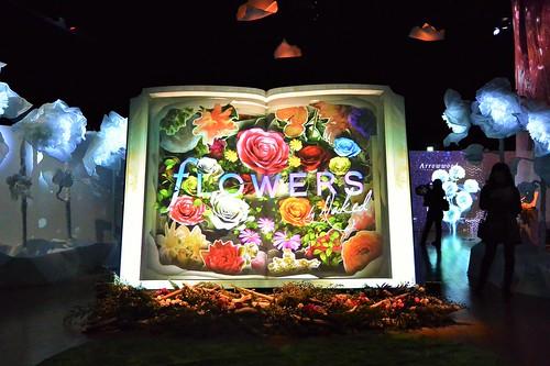■フラワーズバイネイキッド(FLOWERS BY NAKED)■日本橋三井ホール
