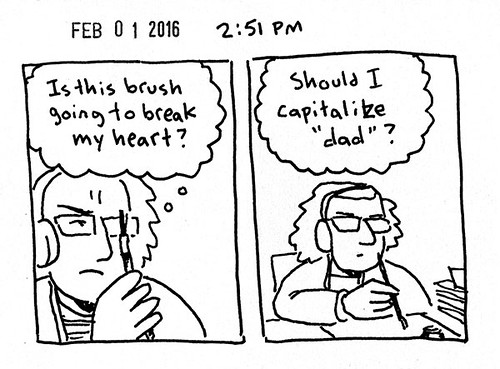 Hourly Comic Day 2016 - 2:51pm