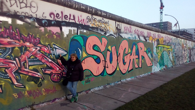 Muro de Berlim, 2015