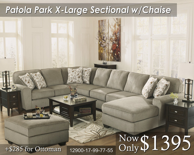 Patola Park XLarge wChaise